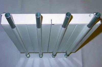 Водяные инфракрасные панели для отопления промышленных помещений.