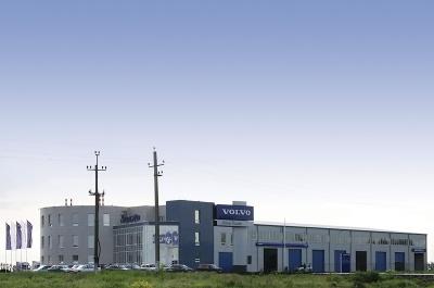 Водоснабжение сервисного центра Volvo
