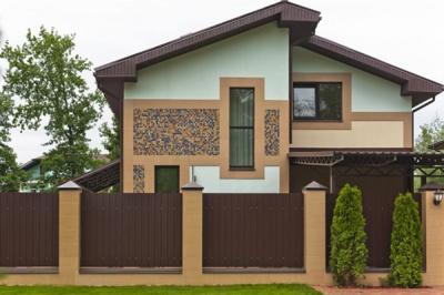 Частный дом с теплым полом и конвекторами 240 кв.м.