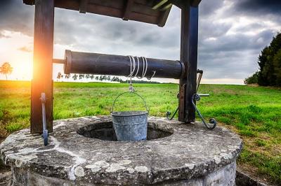 Водоснабжение из колодца круглый год. Ведро или кран?