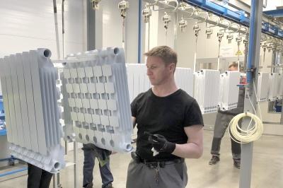 Список Российских производителей радиаторов отолпения.