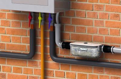 Миф о вреде утилизации конденсата газовых настенных котлов.