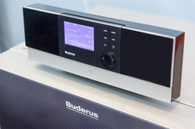 Buderus Logamatic Retrofit Kit — апгрейд котла за 10 минут
