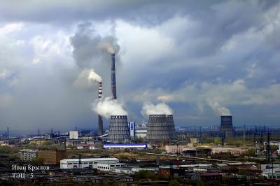 В Омске на ТЭЦ-5 запустили современный электрофильтр