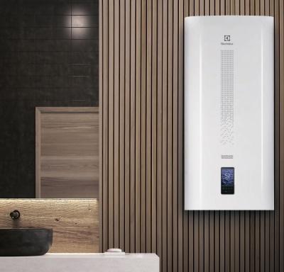 Первый плоский умный водонагреватель.