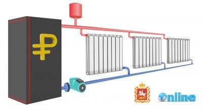 Производители тепла в Подмосковье могут согласовать цены на подключение к своим сетям онлайн.