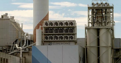 Крупнейший в мире завод по добыче углерода из воздуха начал свою работу в Исландии.