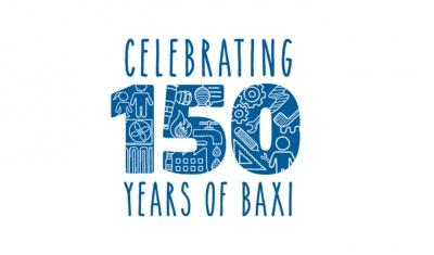 Празднование юбилея - 150 лет торговой марки BAXI!