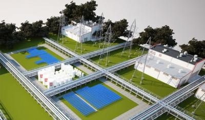 Группа компаний «Хевел» начала строительство первой солнечной электростанции в Волгоградской области