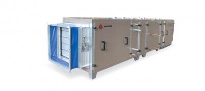 Новые вентиляционные установки «Паскаль Стандарт»