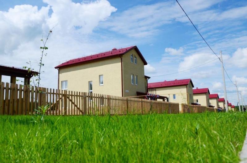 Protherm согревает 10 коттеджей в поселке Молодежный