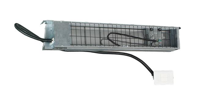 Автоматическая очистка фильтра внутреннего блока кондиционера