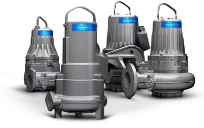Насосы для сточных вод с технологией Adaptive N.