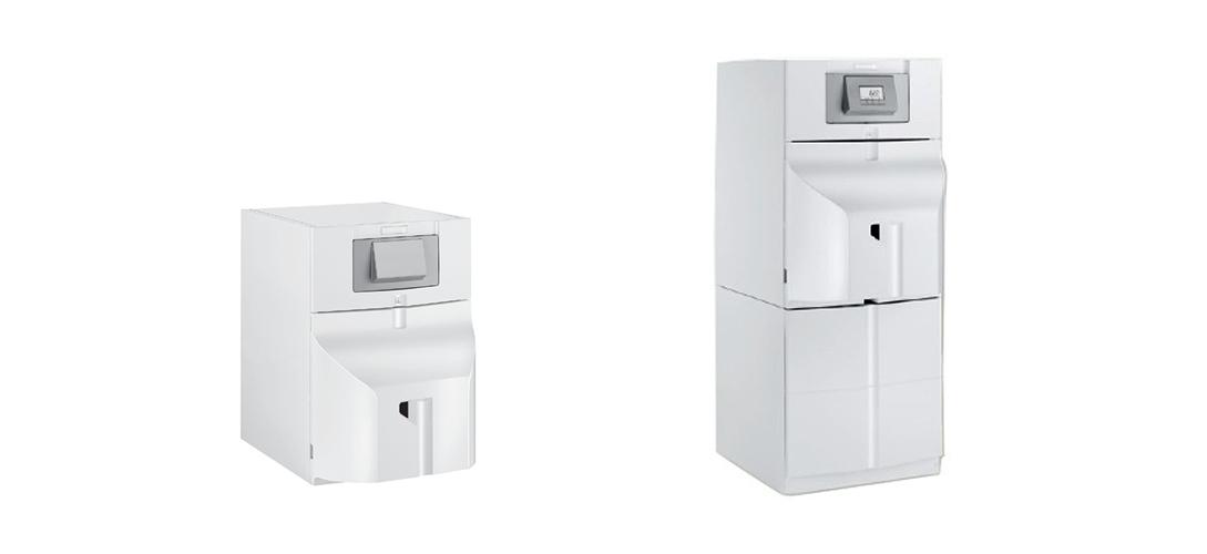 NeOvo EcoNox - Напольные низкотемпературные газовые/жидкотопливные чугунные котлы