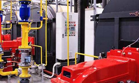 На крупнейшем российском биокомбинате установили семь промышленных котлов Viessmann