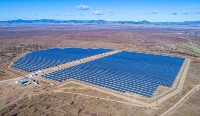Группа компаний «Хевел» ввела в строй первую солнечную электростанцию в Бурятии