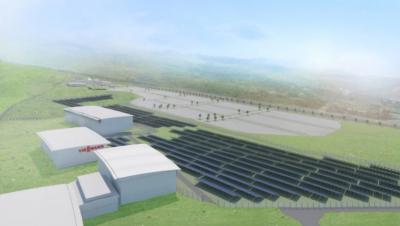 Viessmann построит один из крупнейших электропарков