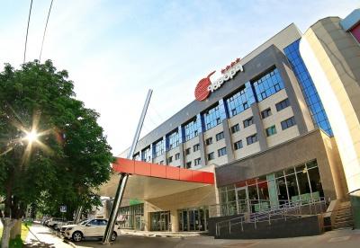 Гостиничный комплекс Аврора в Белгороде