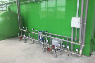 Энергоцентр тепличного комплекса